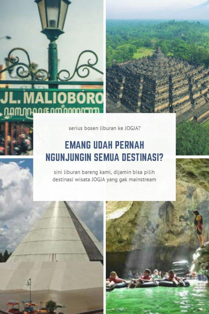 Paket Wisata Jogja Izy Tour Indonesia
