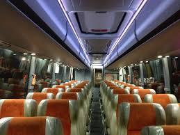 interior bus pariwisata 1