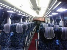 interior bus pariwisata 11