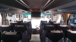 interior bus pariwisata 2